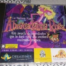 Videojuegos y Consolas: ABRACADABRA PANTERA ROSA PC AVENTURA GRAFICA. Lote 221947467