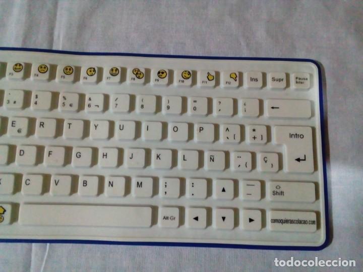 Videojuegos y Consolas: TECLADO - Foto 4 - 190880508