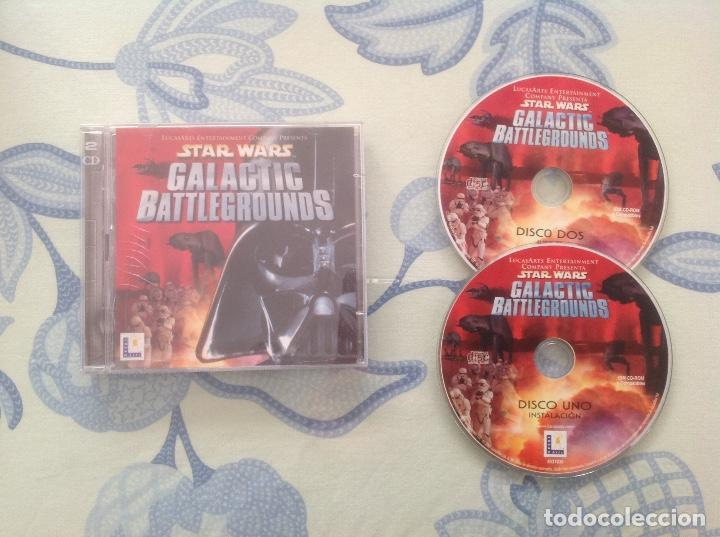 STAR WARS BATTLEGROUNDS DESCATALOGADO PC (Juguetes - Videojuegos y Consolas - PC)