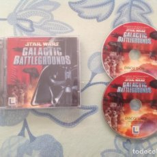 Videojuegos y Consolas: STAR WARS BATTLEGROUNDS DESCATALOGADO PC . Lote 190912493