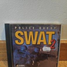 Videojuegos y Consolas: POLICE QUEST SWAT 2. Lote 190930181
