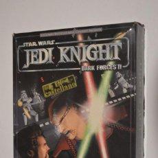 Videojogos e Consolas: JUEGO PC STAR WARS JEDI KNIGHT DARK FORCES 1997 LUCASARTS ERBE ACCIÓN AVENTURA EDICIÓN ESPAÑOLA CAJA. Lote 221479672