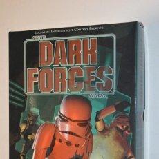 Videojogos e Consolas: JUEGO PC STAR WARS DARK FORCES 1994 LUCASARTS ERBE ACCIÓN AVENTURA SHOOTER EDICIÓN ESPAÑOLA CAJA. Lote 191014500