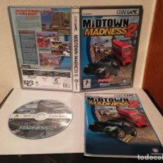 Videojuegos y Consolas: CD ROM ORIGINAL - MIDTOWN MADNESS 2 - JUEGO PC - GAME. Lote 191021407