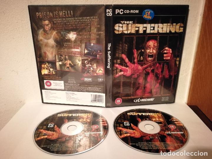 CD ROM ORIGINAL - THE SUFFERING - JUEGO PC - GAME (Juguetes - Videojuegos y Consolas - PC)