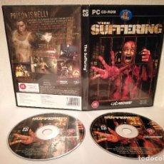 Videogiochi e Consoli: CD ROM ORIGINAL - THE SUFFERING - JUEGO PC - GAME. Lote 217760015
