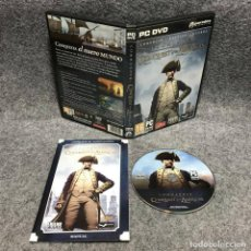 Videojuegos y Consolas: COMMANDER CONQUEST OF THE AMERICAS PC. Lote 191091727