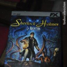 Videojuegos y Consolas: SHERLOCK HOLMES. LA AVENTURA (THE AWAKENED). PREMIUM DVD. Lote 191202921
