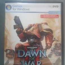 Videojuegos y Consolas: DAWN OF WAR. Lote 191349546