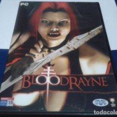 Videojuegos y Consolas: PC MICROMANIA DVD JUEGO ( BLOODRAYNE + DEMOS ) MICROMANIA 2004. Lote 191417408