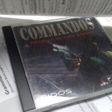 Videojuegos y Consolas: COMMANDOS. BEHIND ENEMY LINES. PC. Lote 191458283