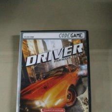 Videojuegos y Consolas: DRIVER. PARALLEL LINES. Lote 191556533