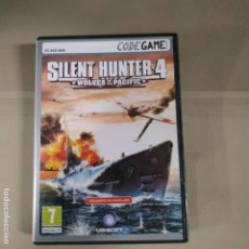 Videojuegos y Consolas: SILENT HUNTER 4. WOLVES OF THE PACIFIC. Lote 191556988