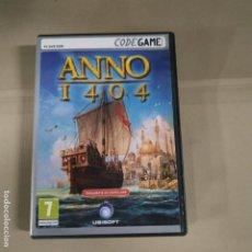 Videojuegos y Consolas: ANNO 1404. Lote 204796243