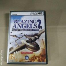 Videojuegos y Consolas: BLAZING ANGELS 2. Lote 191557528