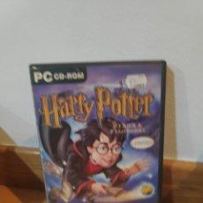 Videojuegos y Consolas: HARRY POTTER Y LA PIEDRA FILOSOFAL. Lote 191657538