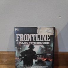 Videojuegos y Consolas: FRONTLINE FILES OF THUNDER. Lote 191657691