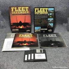 Jeux Vidéo et Consoles: FLEET DEFENDER PC. Lote 192047888