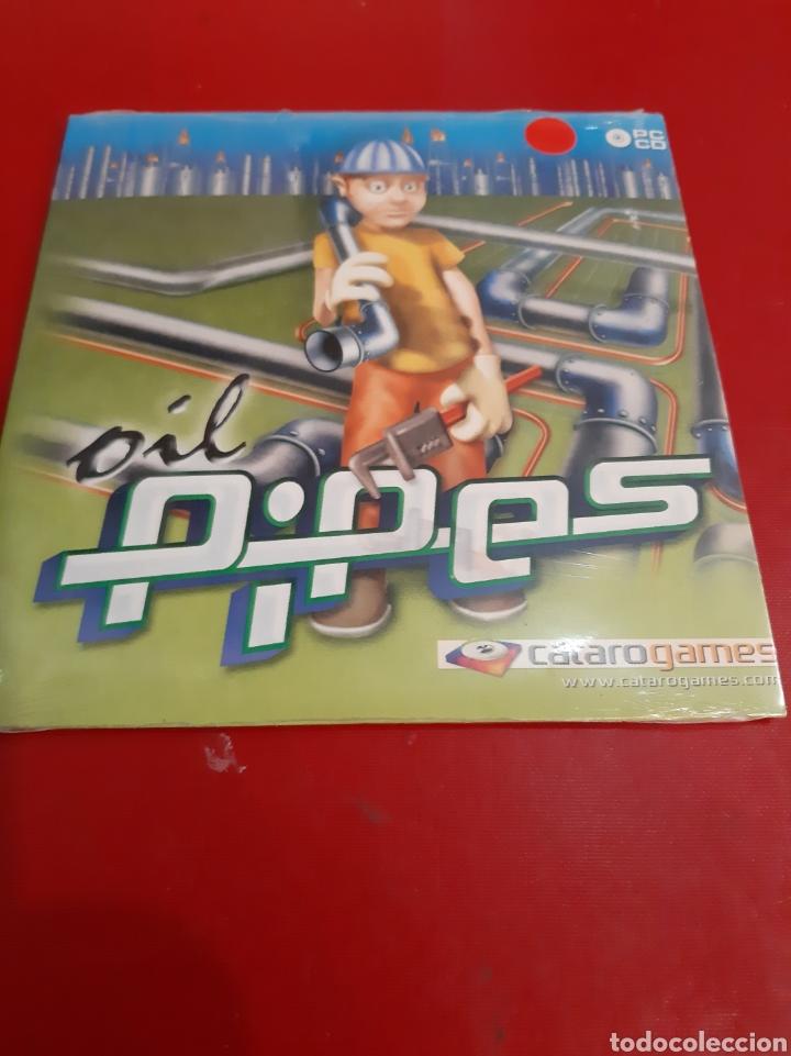 PC CD OIL 2005 PENTIUM. PIPES JUEGO (Juguetes - Videojuegos y Consolas - PC)