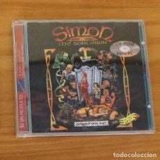 Videogiochi e Consoli: SIMON THE SORCERER -PC CD-ROM- ADVENTURE SOFT ERBE VIDEOJUEGO . Lote 192951540