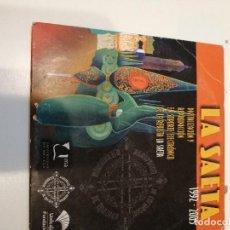 Videojuegos y Consolas: G-ONCAD90 PC CDROM LA SAETA SEMANA SANTA MALAGA 1992- 2005 . AGRUPACION DE COFRADIAS DE MALAGA. Lote 193024256