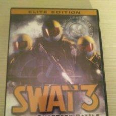 Jeux Vidéo et Consoles: JUEGO PC SWAT 3. Lote 193046062