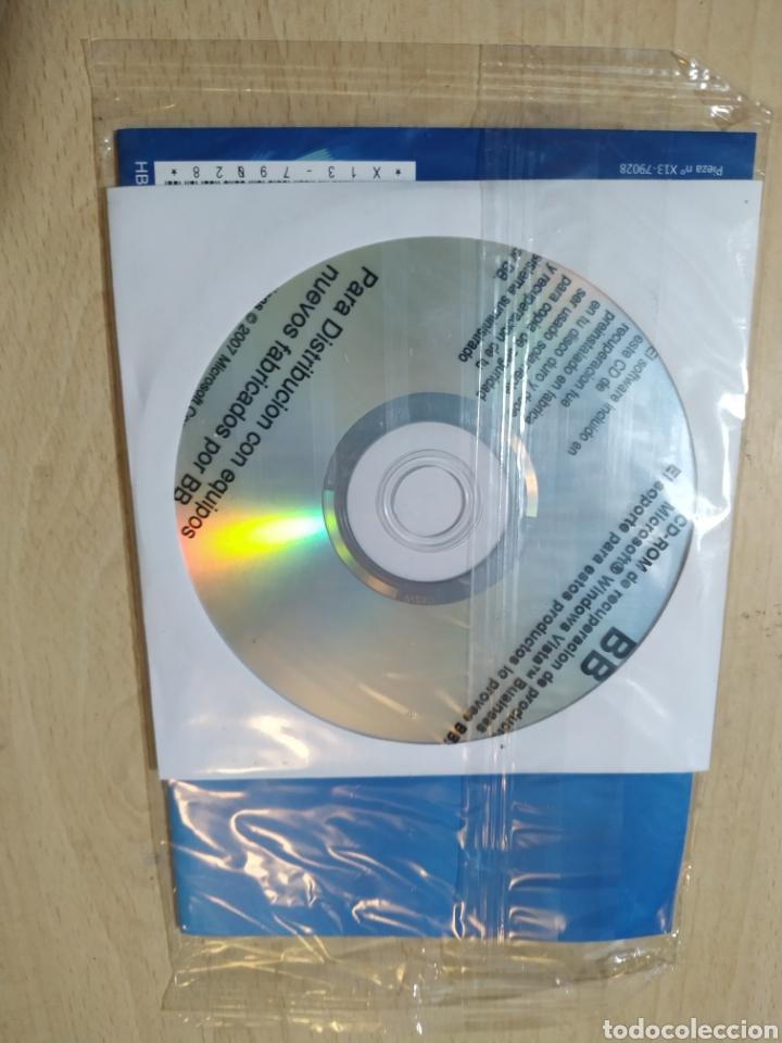 Videojuegos y Consolas: Cd de recuperación Windows Vista Bussines - sin abrir - Foto 2 - 193077260