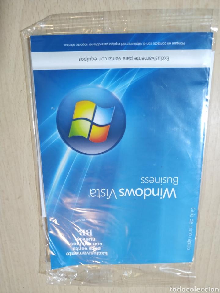 CD DE RECUPERACIÓN WINDOWS VISTA BUSSINES - SIN ABRIR (Juguetes - Videojuegos y Consolas - PC)