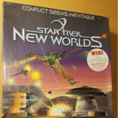 Videojuegos y Consolas: STAR TREK NEW WORLDS. Lote 193084337