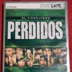 Videojuegos y Consolas: PERDIDOS VIDEOJUEGO PARA PC. Lote 193617171