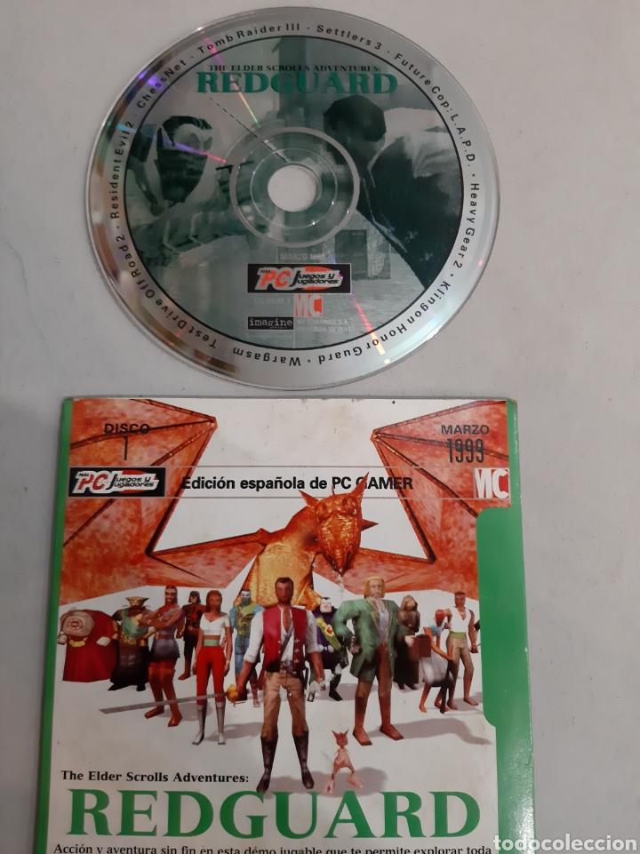 CD RON REDGUARD 1999 AVENTURAS (Juguetes - Videojuegos y Consolas - PC)