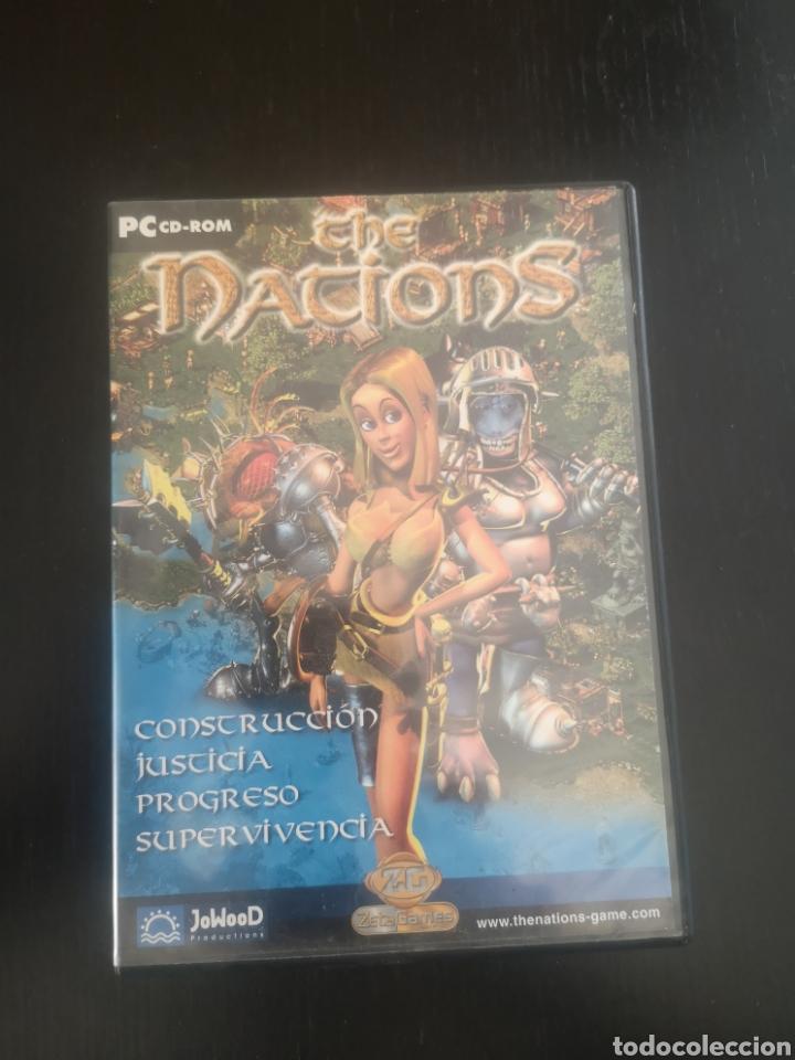 THE NATIONS JUEGO PARA PC (Juguetes - Videojuegos y Consolas - PC)