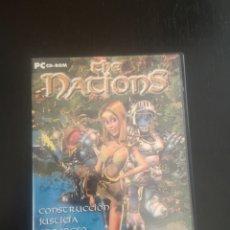 Videojuegos y Consolas: THE NATIONS JUEGO PARA PC. Lote 194208712