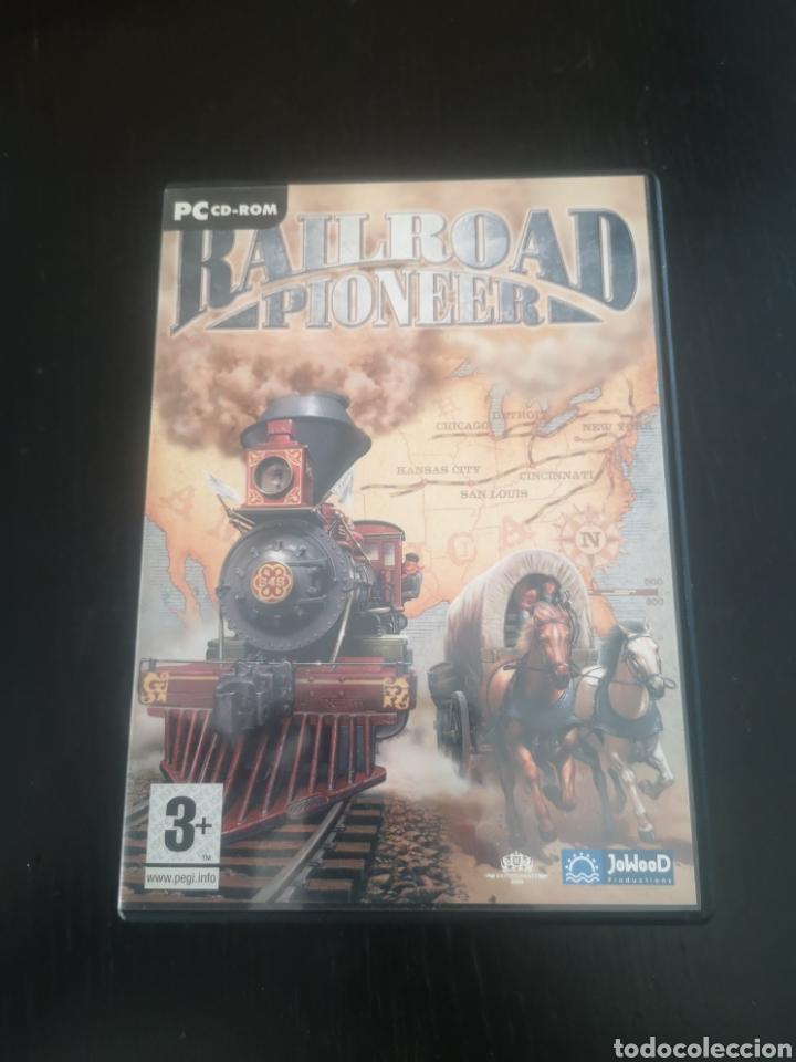 RAIL ROAD PIONEER JUEGO PARA PC (Juguetes - Videojuegos y Consolas - PC)