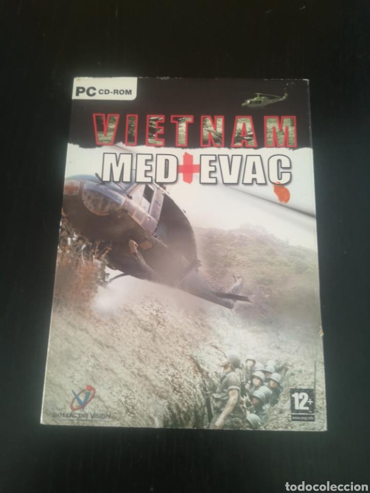 VIETNAM. MED EVAC JUEGO PARA PC (Juguetes - Videojuegos y Consolas - PC)