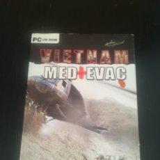Videojuegos y Consolas: VIETNAM. ED EVAC JUEGO PARA PC. Lote 194209373