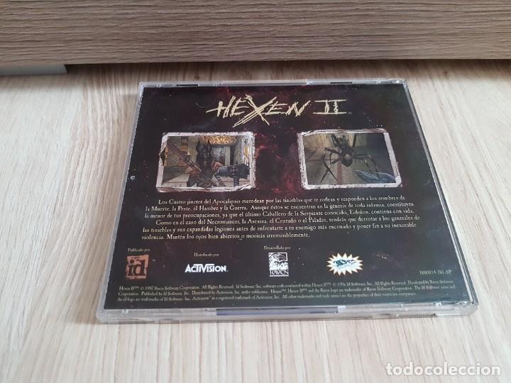 Videojuegos y Consolas: PC CD-ROM HEXEN 2 II ** EXCELENTE ** - Foto 3 - 194222350