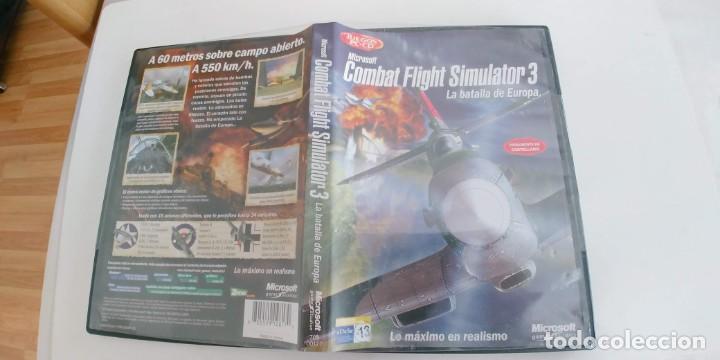 COMBAT FLIGHT SIMULATOR 3 - LA BATALLA DE EUROPA - JUEGO PARA PC -CASTELLANO (Juguetes - Videojuegos y Consolas - PC)