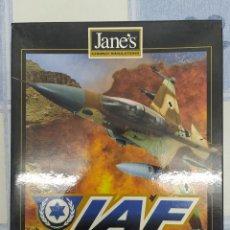 Videojuegos y Consolas: JUEGO SIMULADOR ISRAEL AIR FORCE. Lote 194255267