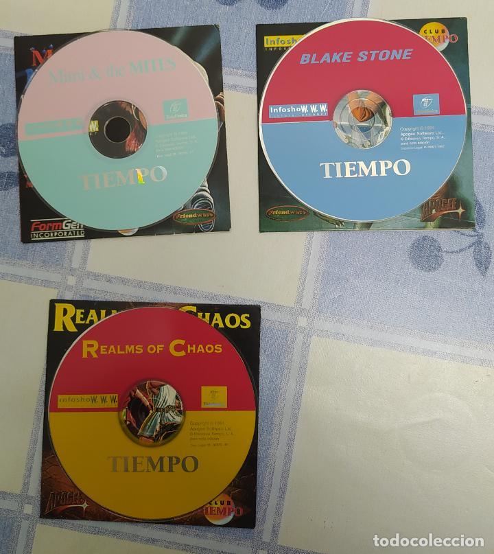 Videojuegos y Consolas: Juegos de plataformas de 1994 - Foto 3 - 194255311