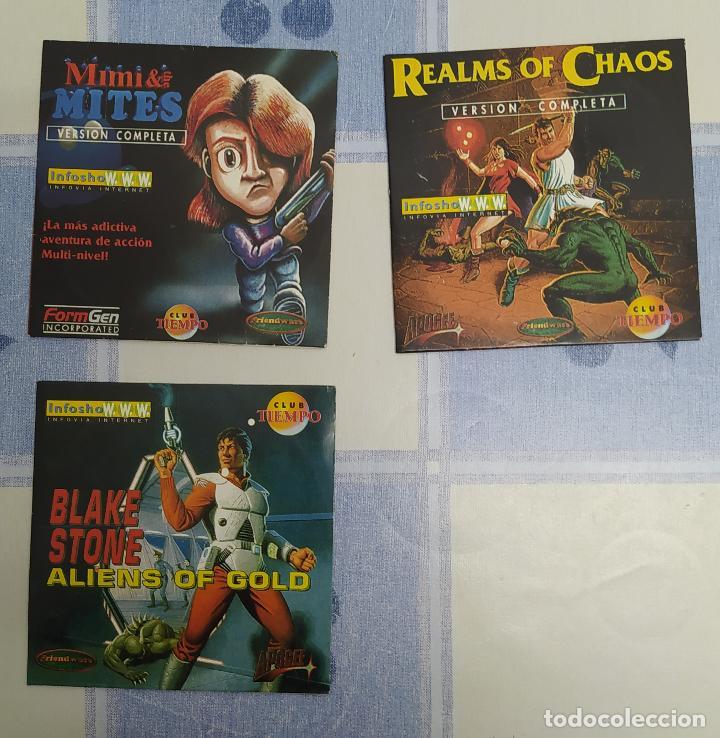 JUEGOS DE PLATAFORMAS DE 1994 (Juguetes - Videojuegos y Consolas - PC)