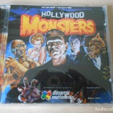 Videojuegos y Consolas: HOLLYWOOD MONSTERS. DINAMIC MULTIMEDIA. WINDOWS 95. Lote 194298591