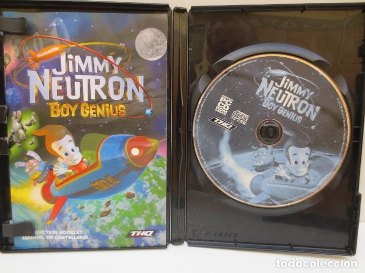 Videojuegos y Consolas: LOTE 3 JUEGOS PC - JIMMY NEUTRO - MONSTRUOS , S.A PINBALL BESTIAL - CARS - Foto 2 - 194322376