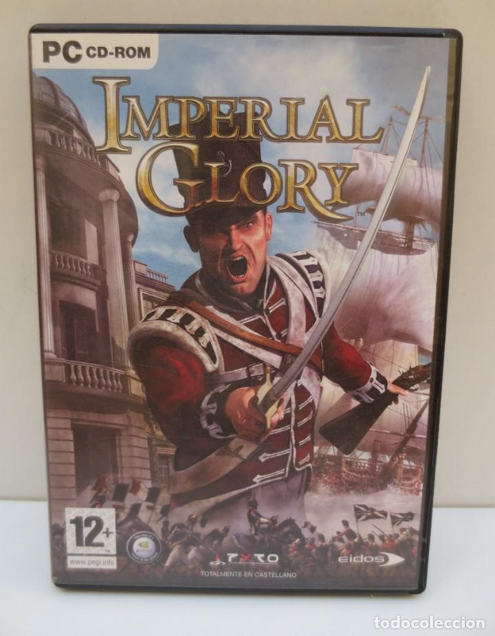 JUEGO PC IMPERIAL GLORY - 3 DISCOS (Juguetes - Videojuegos y Consolas - PC)