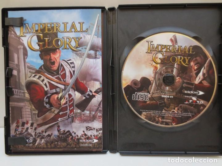 Videojuegos y Consolas: JUEGO PC IMPERIAL GLORY - 3 DISCOS - Foto 3 - 194324103