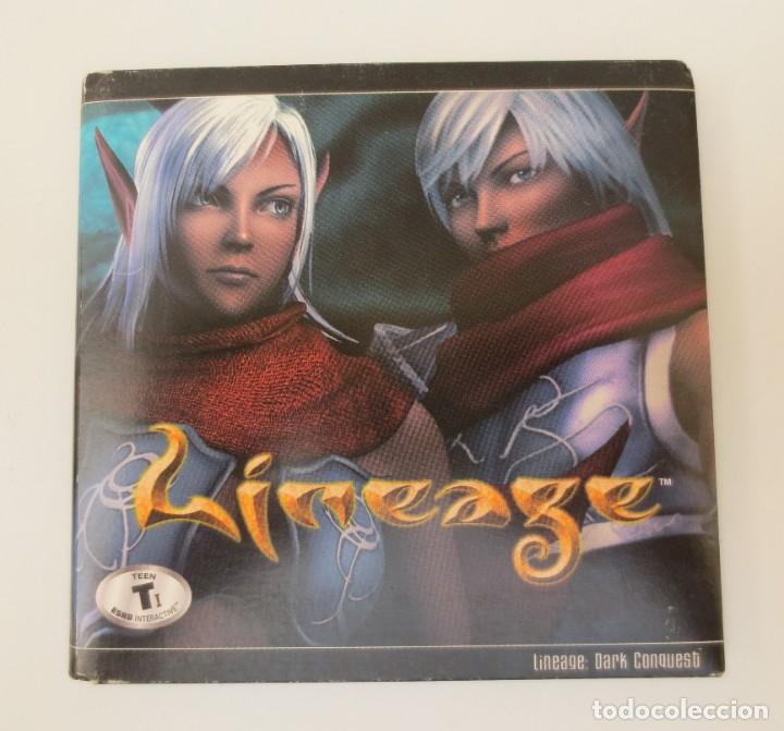 JUEGO PC LINEAGE (Juguetes - Videojuegos y Consolas - PC)