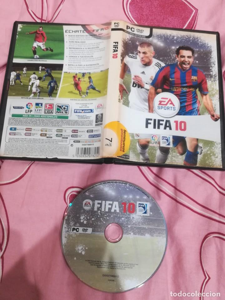 JUEGO PARA PC FIFA 2010 (Juguetes - Videojuegos y Consolas - PC)