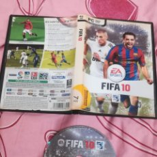Videojuegos y Consolas: JUEGO PARA PC FIFA 2010. Lote 194340046