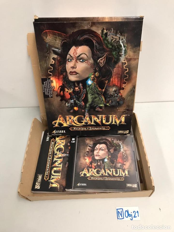 ARCANUM (Juguetes - Videojuegos y Consolas - PC)