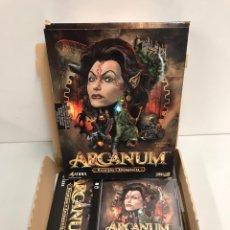 Videojuegos y Consolas: ARCANUM. Lote 194351095